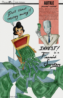 Invest in a Financial Secretary! by spica-tea