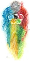 Colors of the Olympics by NynjaKat