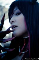 Black Gold Saw Portrait vers. by Sayuri-MagicPicture