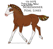 A1378 design by AhernStables