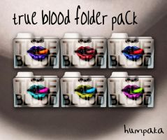 True Blood Folder Pack by oalouba