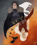 Jam: A Song of Ice and Fire by FinaBell