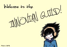 Welcome to the Innovian Guild! by PanicAtTheAllTimeLow