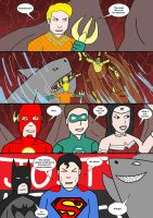 Justice League New Recruit by PhilJoeO