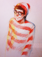 immortalwaldo by otoimai