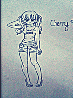 Cherry by vocalover9326