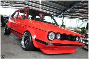 Golf GTI by 22photo