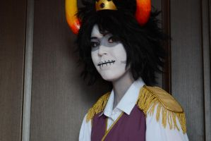 Kurloz Makara cosplay by NameLessChemist