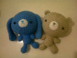 Amigurumi cute give away by adorablestejidos