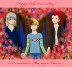 Valentines '08 Entry Two by Sora-x-Riku-Club
