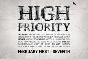 High Priority by marcusavedis