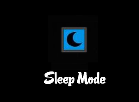 Sleep Mode Desktop Button by DasGingerBreadMan