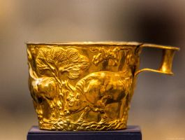 Gold Cup by mr-lacombe