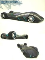 Batmobile concept by ivicavaljak