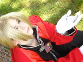 Full Metal Alchemist: Edward by dreams-celestial