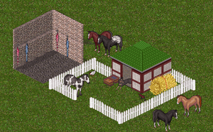 Free Horse Items by Sheff-Ting