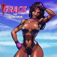 G is for Grace by Jiggeh