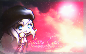 COLLABORATION | Starry Eyed by unanify