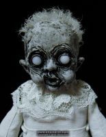 Bela, Ghost Art Doll 5 by shainerin