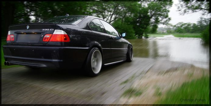 Rig Shot Simulation BMW 330Ci by cpphoto