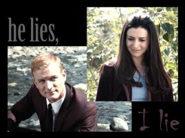 Alice Syfy: He Lies, I Lie SCs by CaliforniaClipper