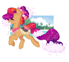 Hawaiian child by Vpshka
