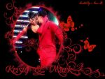 Mark und Kristy DWTS Wall 2 by FKemble