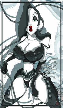 SIN CITY JESSICA by angelgaby