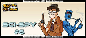 AT4W: Sci-spy 6 by MTC-Studio