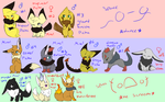 Never Enough Chus Clutch *RULES NOW ADDED* by Prince-Jett
