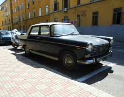 1972 Peugeot 404 by GladiatorRomanus