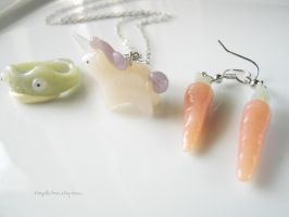 Translucent Miniature Cuties by xxelegantbeautyxx