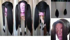 Haku Lolita Wig from NARUTO by taiyowigs
