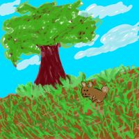 LOOK A BUNNY by dailybread5