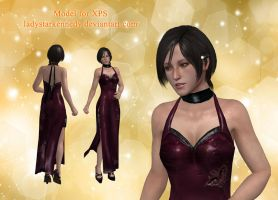 XPS Model - dovetail Ada by ladystarkennedy