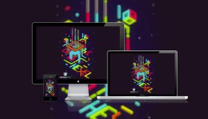 Hexels Wallpaper pack by StillFree88