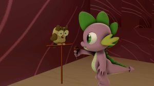 One Day with Spike by EDplus