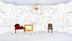 -DL Series- White Room (Romeo to Cinderella) Stage by DarkAngelAlhena
