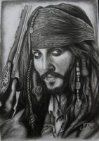 Jack Sparrow by ShannonEM