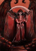 Red Reaper by AdmiralPastry