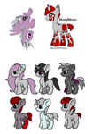 (Open) Remix x Bloodmoon Breeding Done by cimorene13