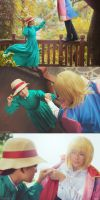 Howl's Moving Castle: May Day by behindinfinity