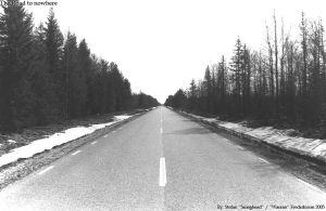 The Road to Nowhere by Warran