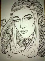 Gypsy Queen by Carmabal