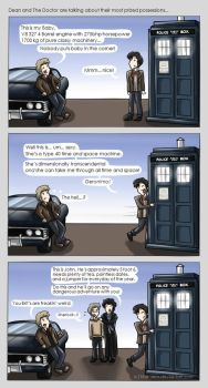 Superwholock - Most Prized Possessions by Star-Jem