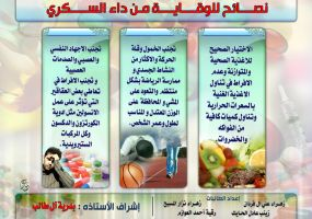 Diabetes Posters by ubd17