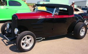 Tutone 32 Ford by StallionDesigns