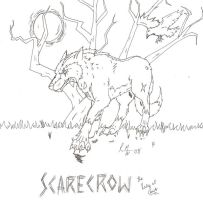 Scarecrow: King of the Crows by MacabreMajesty