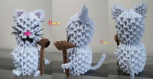 3D Origami - Korin by Jobe3DO