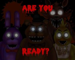 Are you ready? by Icedragon300